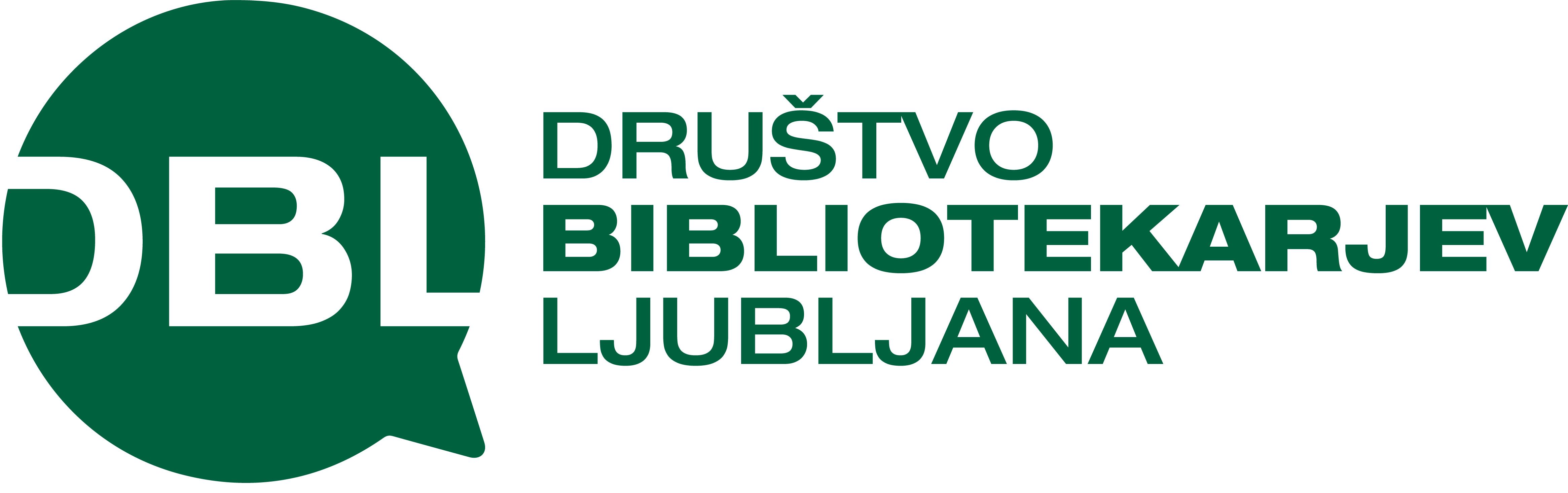Društvo bibliotekarjev Ljubljana